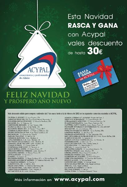 Cartel Navidad 2012