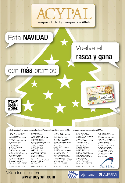 Cartel Navidad 2013