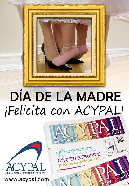 Cartel Día de la Madre 2013